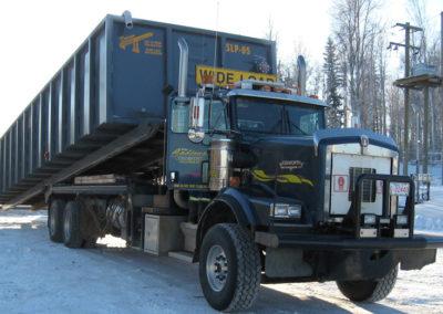 hauling slop tank 2